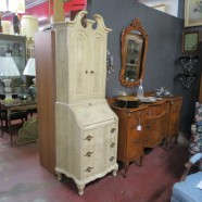 SALE! Vintage hand painted venetian secretary circa 1930 – $595 originally $895