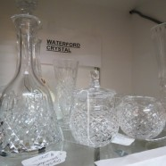 Vintage antique assortment of Waterford crystal – $45 to $295