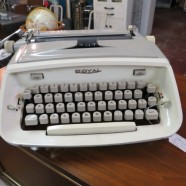 Vintage Royal Safari typewriter – $145