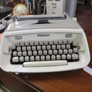 SALE! Vintage Royal Safari typewriter – now $65, originally $145