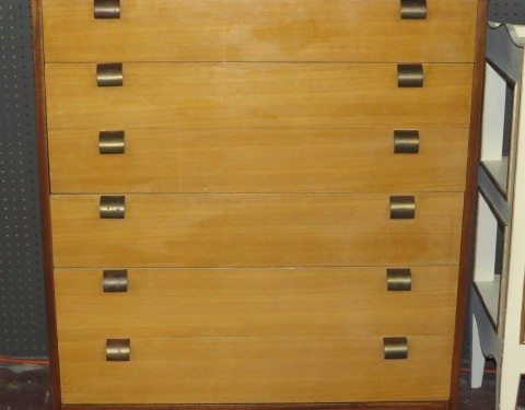 Vintage Mid-Century Modern American of Martinsville chest of drawers – $595