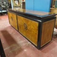 Vintage mid-century modern Century credenza – $595