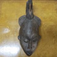 Baule Mblo portrait mask – $695