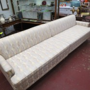SALE! vintage mid century modern two piece sectional sofa c. 1960 – $995