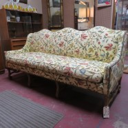 Vintage antique Tudor style sofa – $800