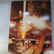 SALE! Vintage large format industrial photo by Ron Nielsen – $150