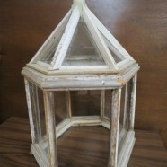 SALE! Vintage antique architectural model greenhouse c. 1900 – $145