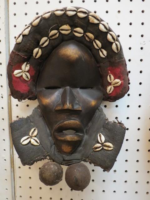 Sale Vintage Antique Hand Carved Wood African Dan Mask