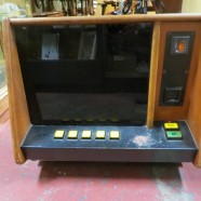 Vintage Video poker machine – $200