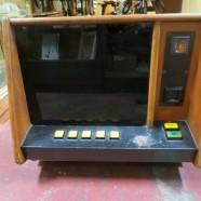 SALE!  Vintage Video poker machine – $150