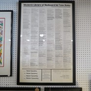 Vintage Western's Library of Keyboard Set Type Styles picture – $195