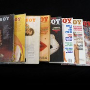Vintage Playboy Magazines c. 1960-2004 – $5-$15 each