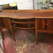 Vintage Antique Mahogany Credenza/Buffet – $1620