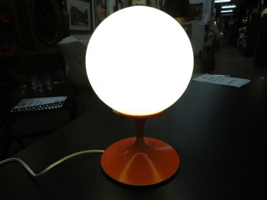 Vintage Mid Century Modern Laurel Globe Table Lamp – $450