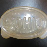 Vintage Sohio Gasoline Plastic Bank – $48