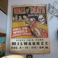 Milwaukee State Fair Reproduction Poster – $175