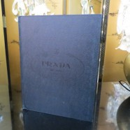 Prada by Michael Rock Book, c. 2010 – $35