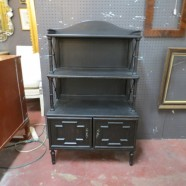 Vintage Bookcase Cabinet By Drexel – $195