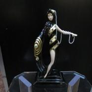 Vintage Art Deco Erte Limited Edition Figurine – $95